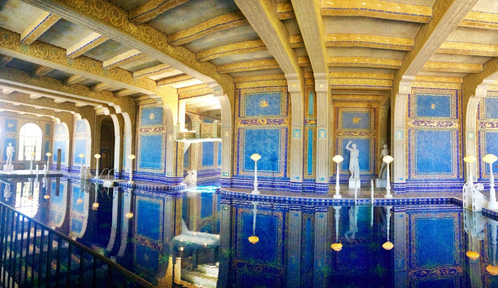 Hearst Castle by Twinspiration: http://twinspiration.co/hearst_castle/
