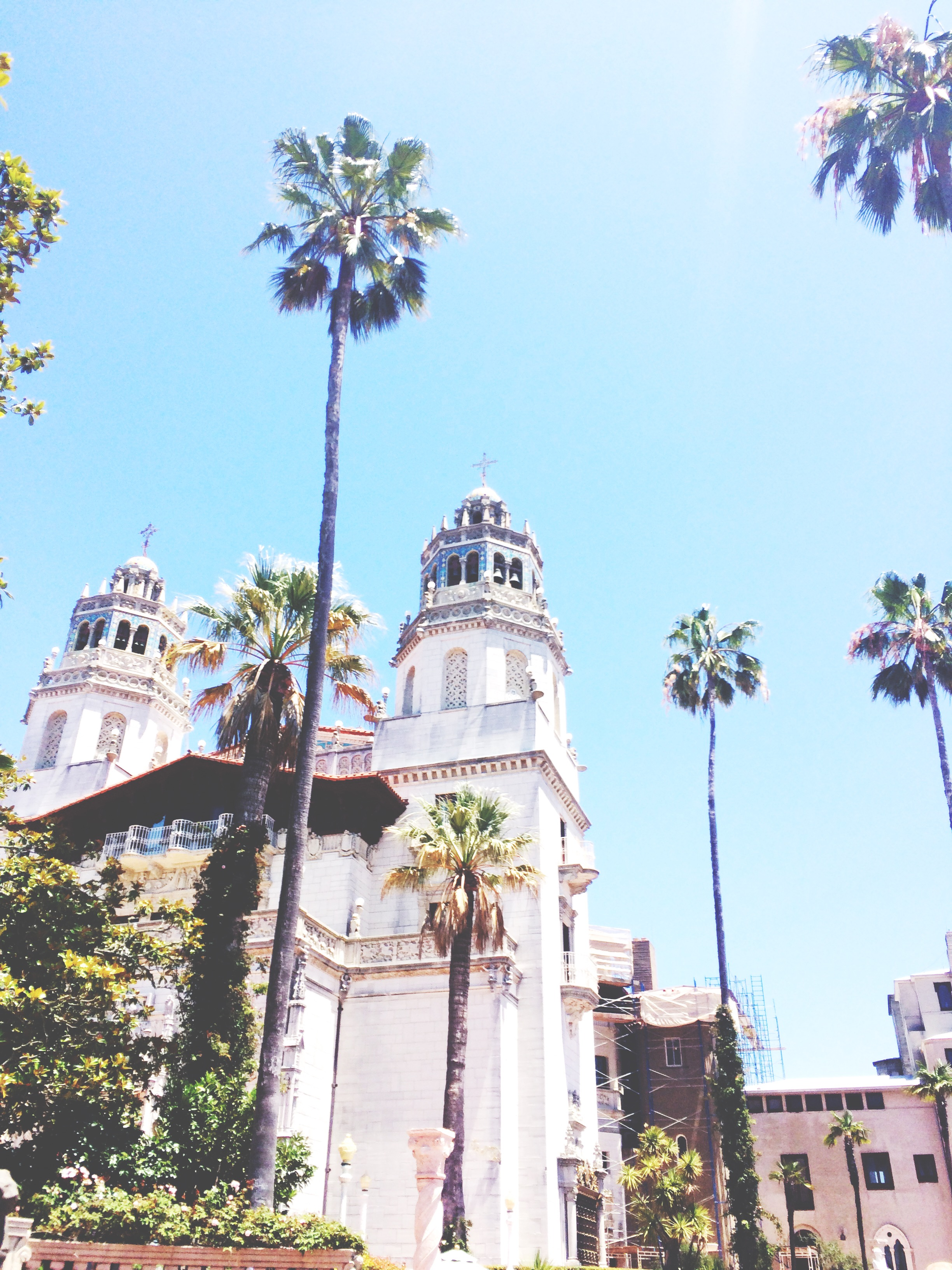 Hearst Castle by Twinspiration