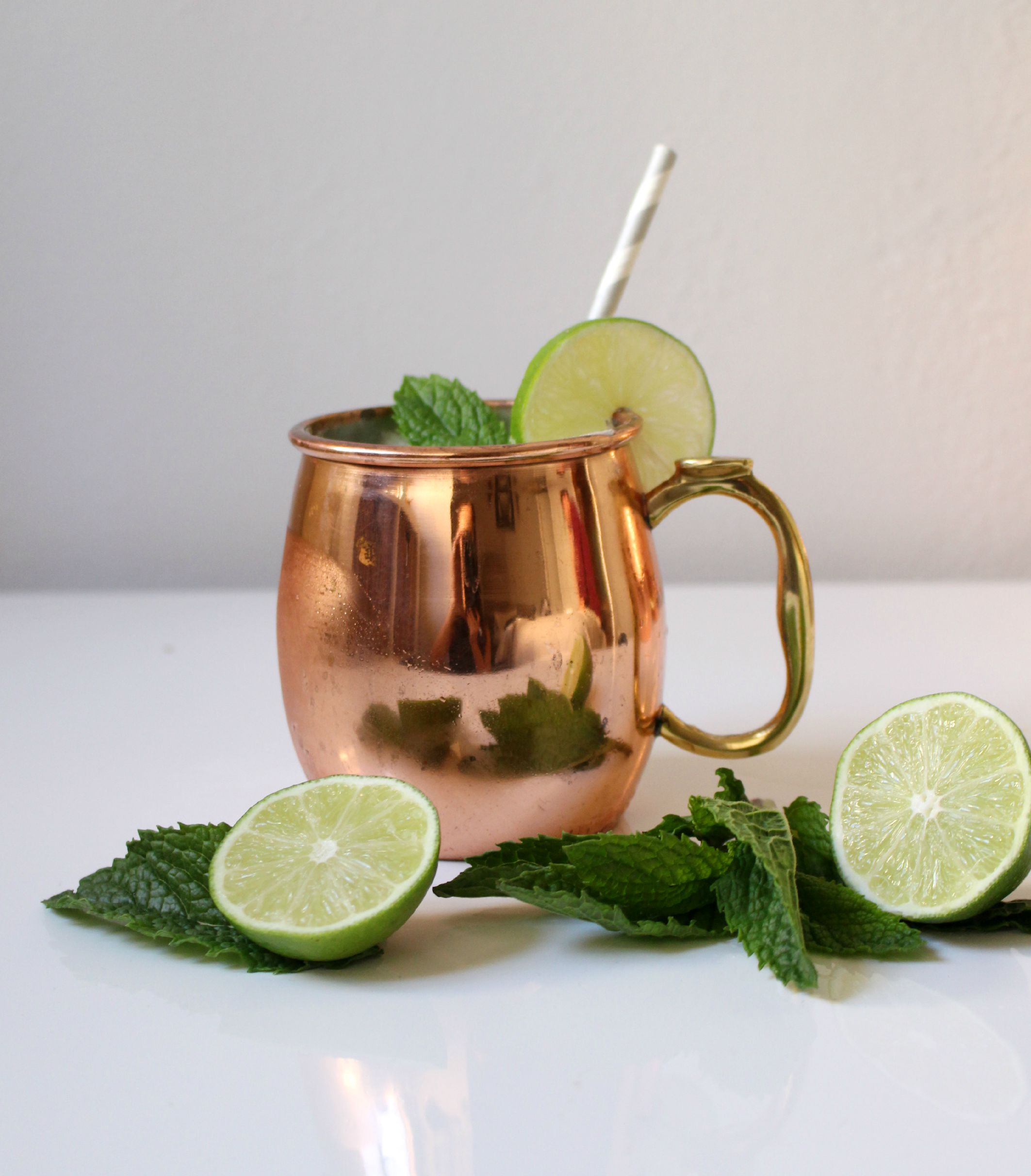 Moscow Mule Float