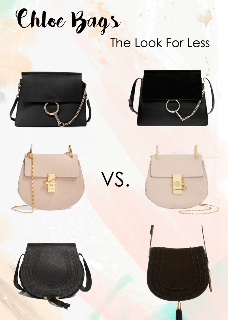chloe fake - Chloe Bags: Get The Look For Less | Twinspiration