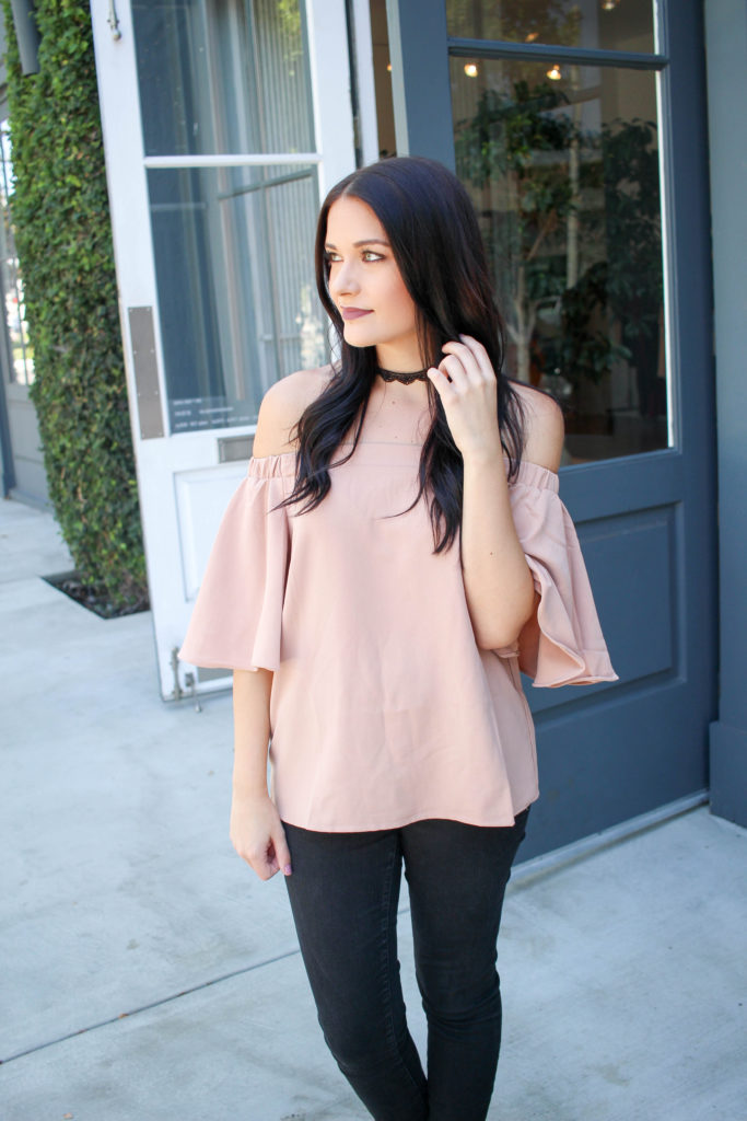 Flared Sleeves For Fall