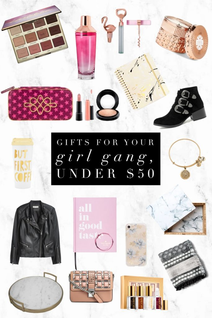 Gifts For Your Girl Gang Under $50
