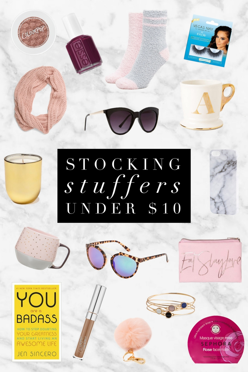 Stocking Stuffers Under $10 | Twinspiration