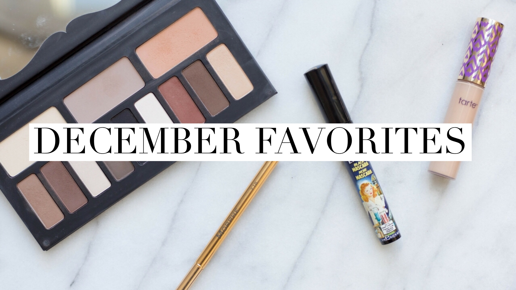 December Favorites 2016 | Twinspiration