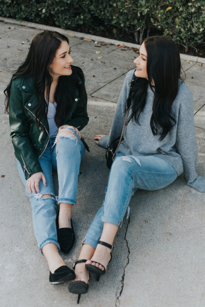 One Piece, Two Ways: Vintage Jeans