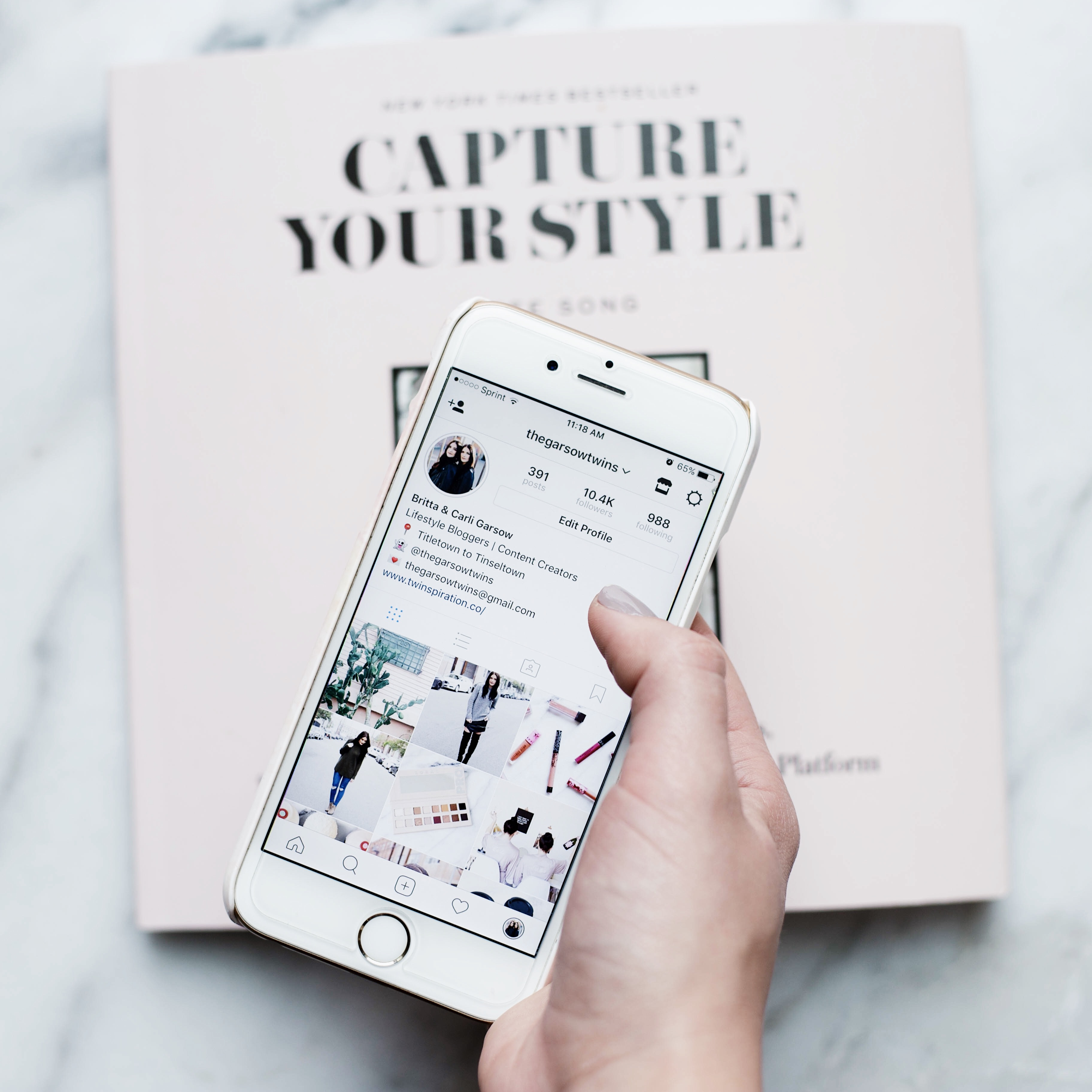 How to Grow Your Instagram Following + List of Useful Hashtags | Twinspiration
