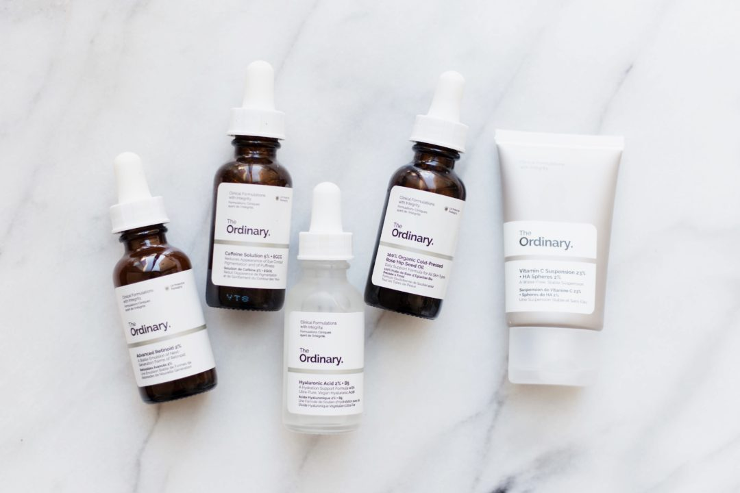 The Ordinary Skincare Review | Twinspiration