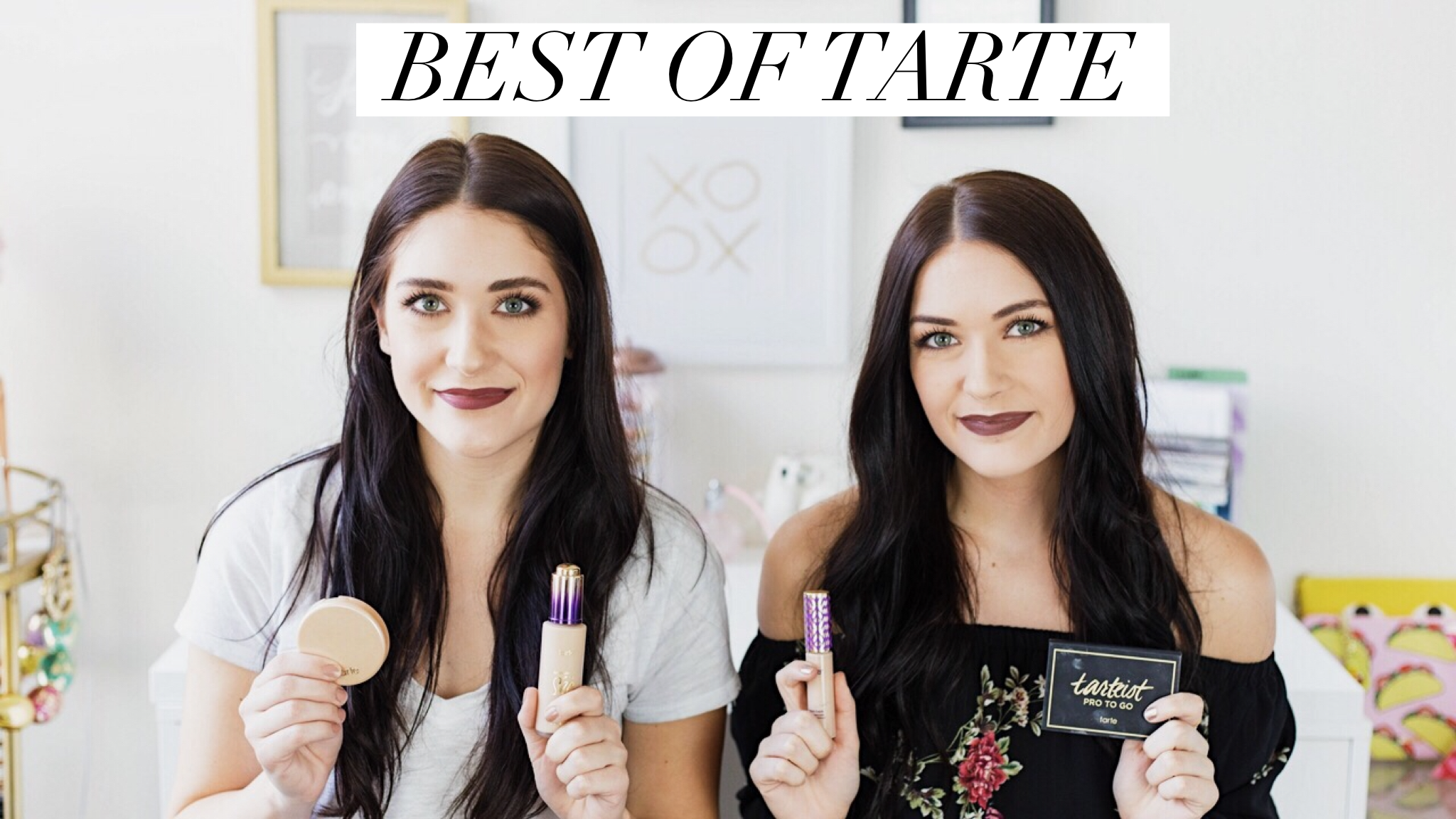 Best of Tarte Cosmetics | Twinspiration