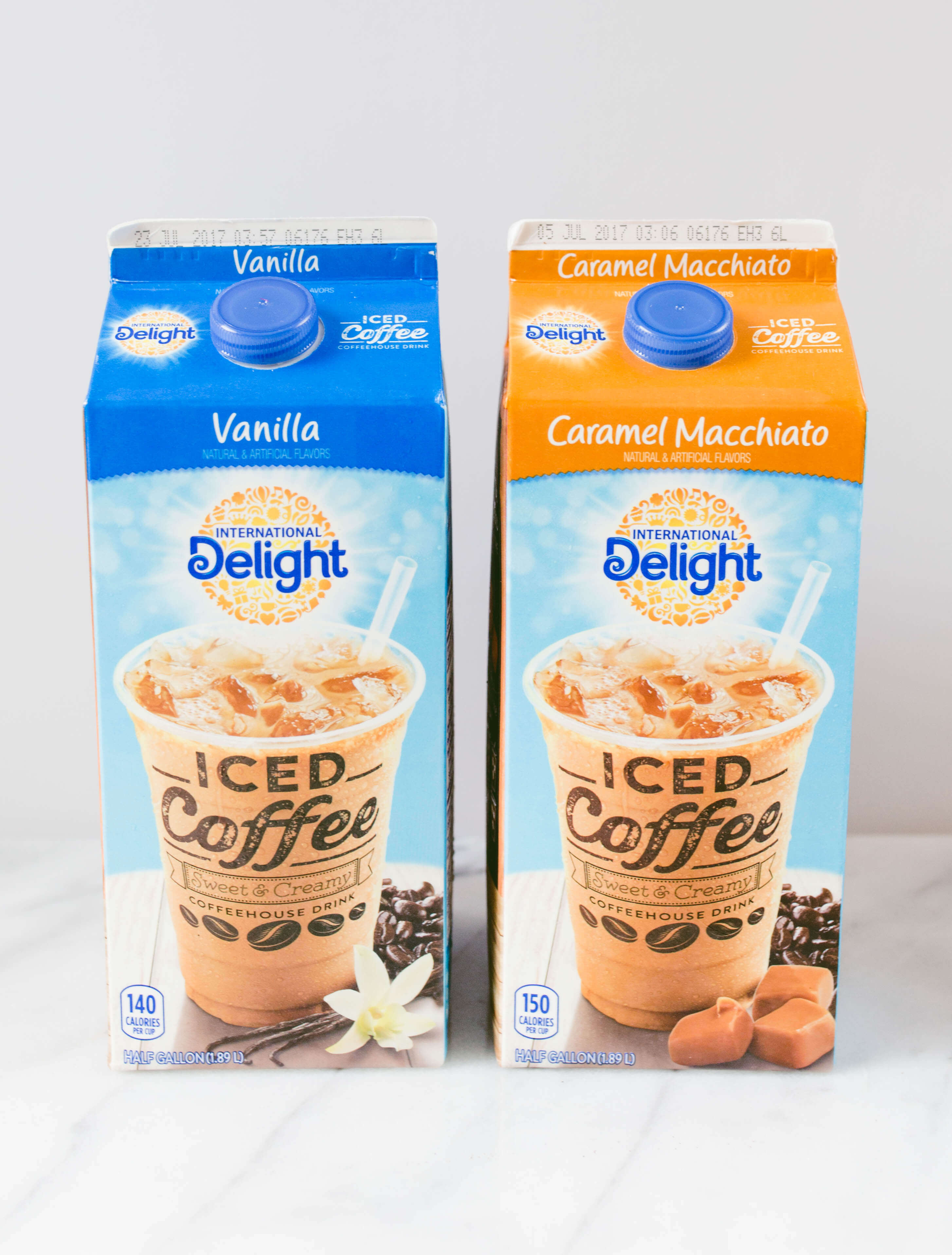 Snickerdoodle Iced Coffee   Twinspiration