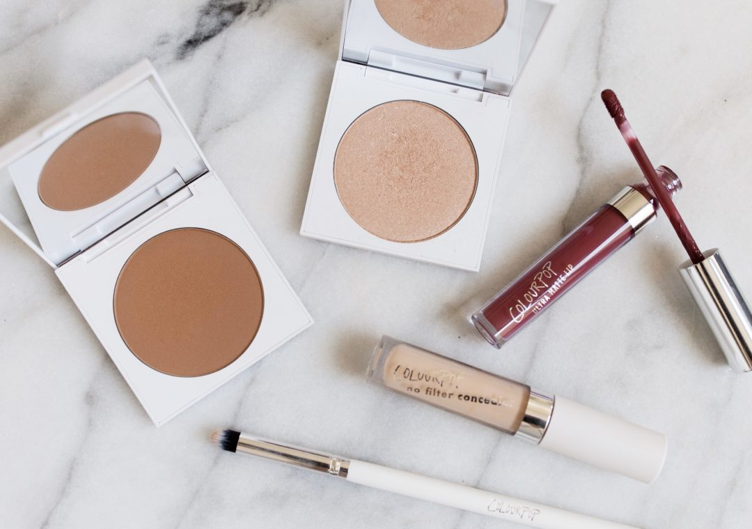 Colourpop New Releases Review | Twinspiration