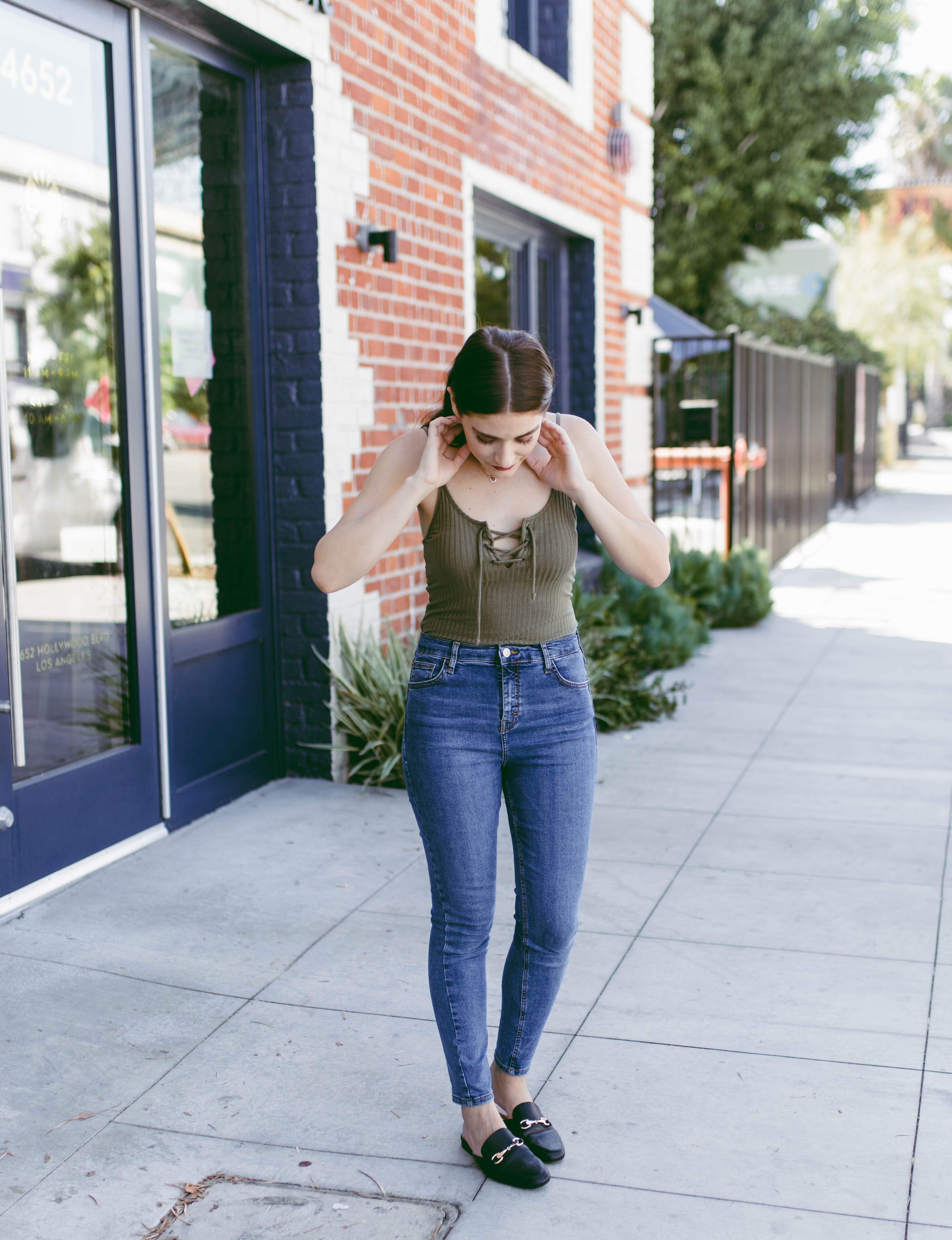 Easy Transition To Fall Style | Twinspiration