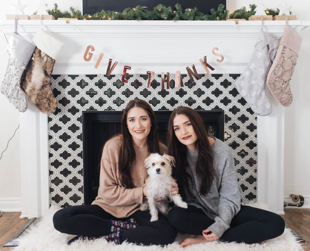 What We're Thankful For | Twinspiration