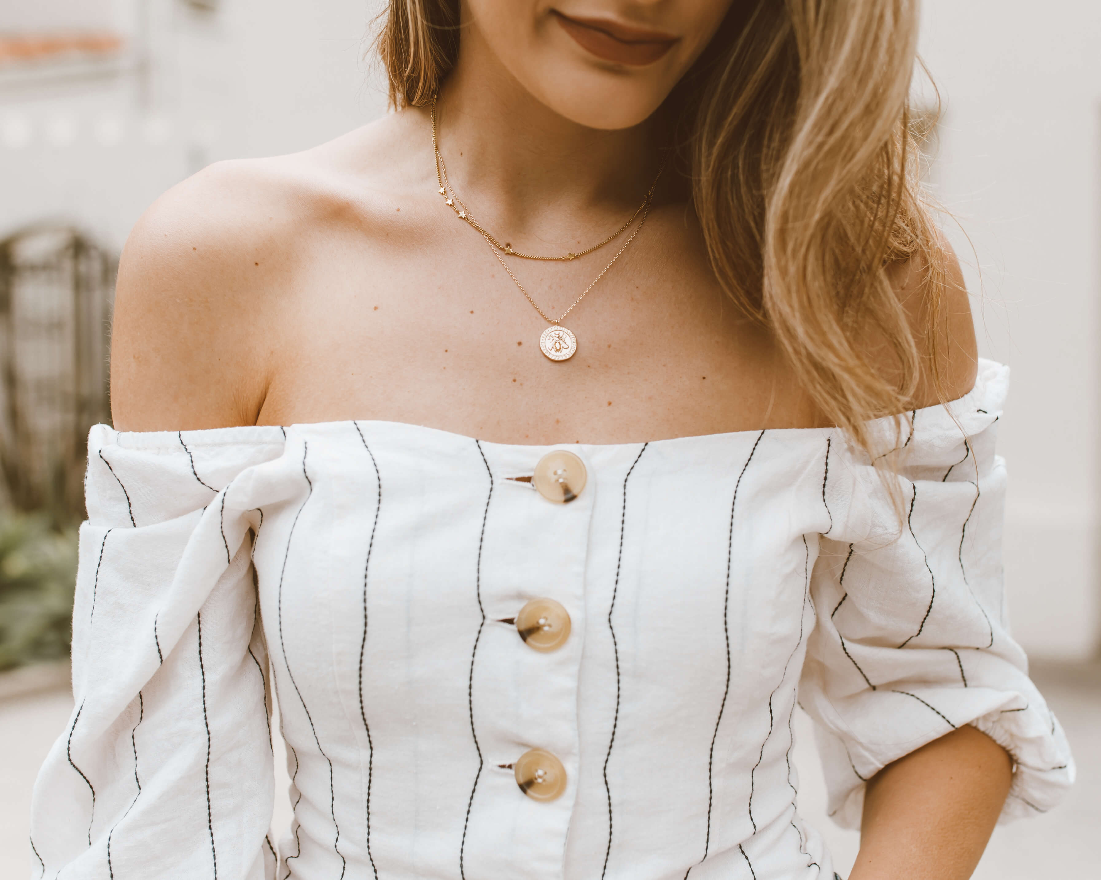 How to Style a Linen Top | Twinspiration