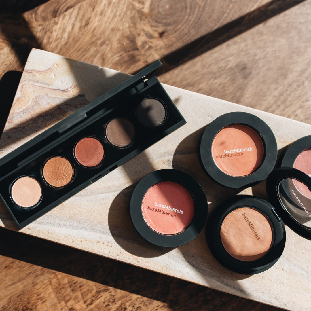 Bare Minerals Bounce + Blur Collection Review | Twinspiration
