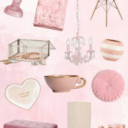 Blush Pink: for the Home by Twinspiration