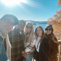Thanksgiving Vlog 2020: Our Weekend in the Mountains   Twinspiration