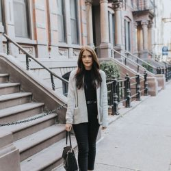 Neutrals in NYC | Twinspiration