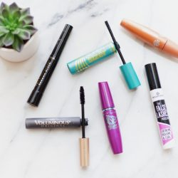 Best Drugstore Mascaras | Twinspiration
